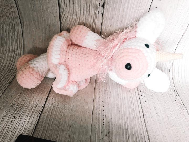Crochet Amigurumi Cat and Unicorn Ballerina 2 in 1 PATTERN ONLY ... | 540x720